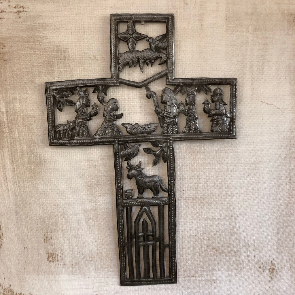 Nativity Cross