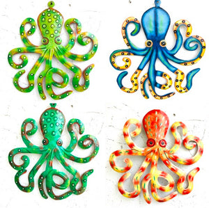 Octopus (Set of 4)