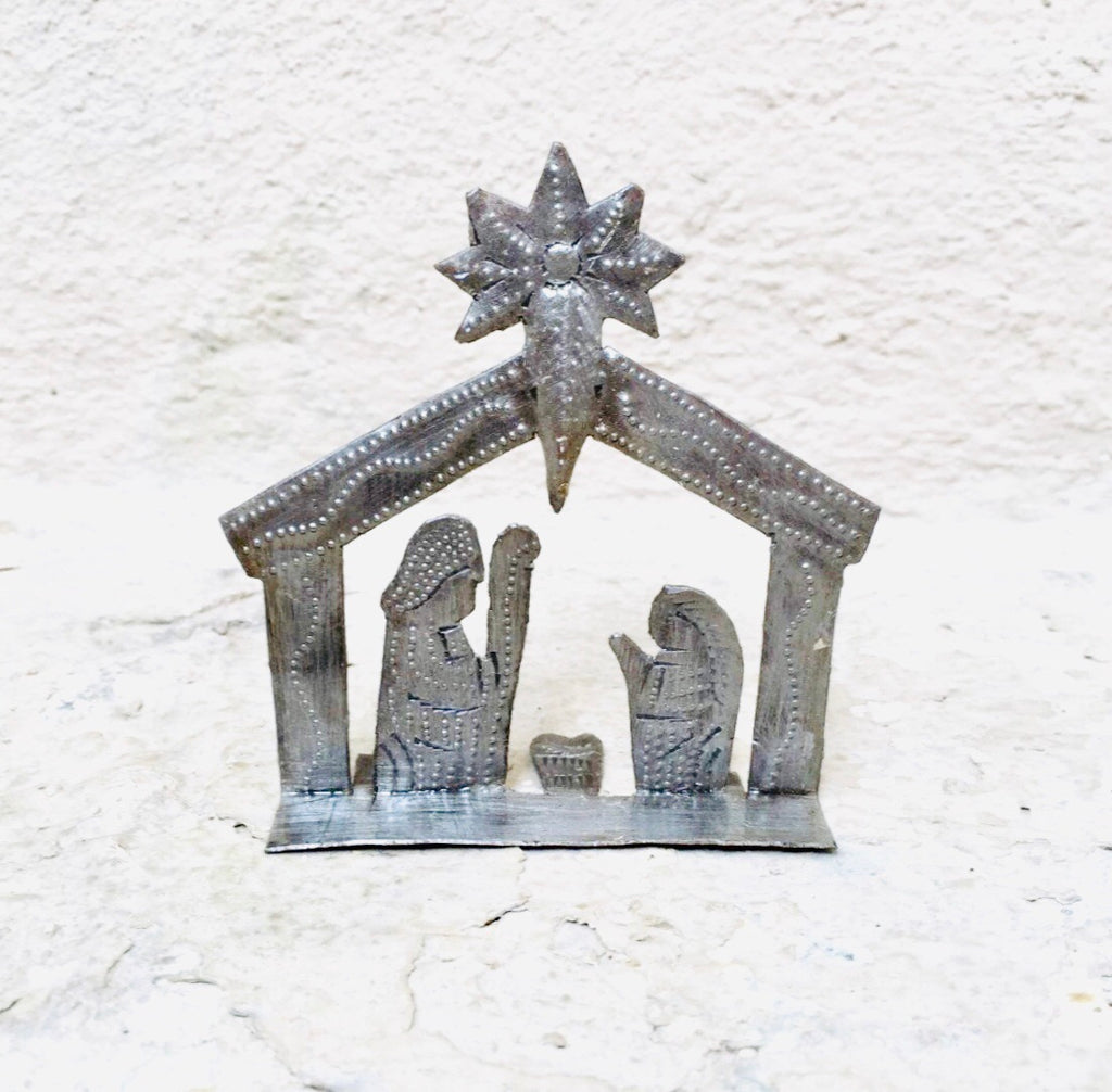 Mini Standing Nativity