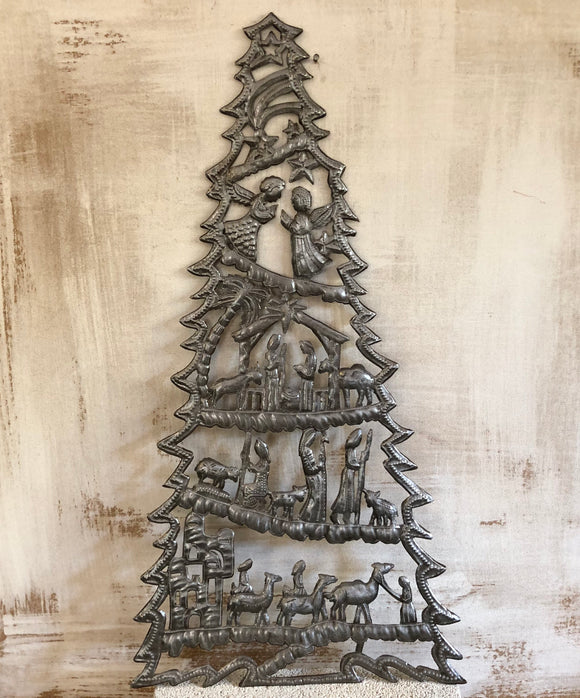 Jumbo Tree Nativity
