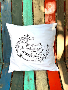Great Love Pillow Cover