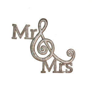 Medium Mr. and Mrs.