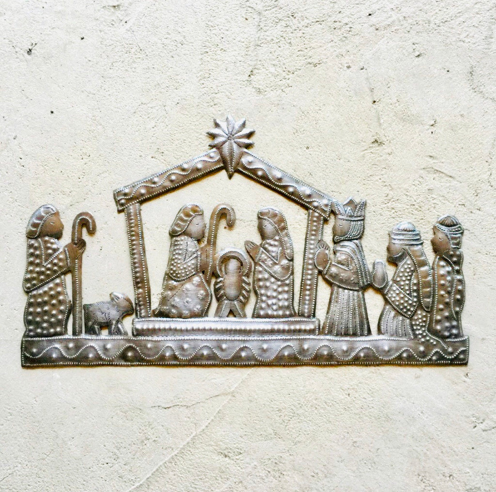 Hanging Nativity #2