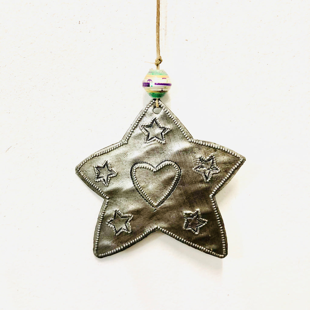 Fat Star Ornament