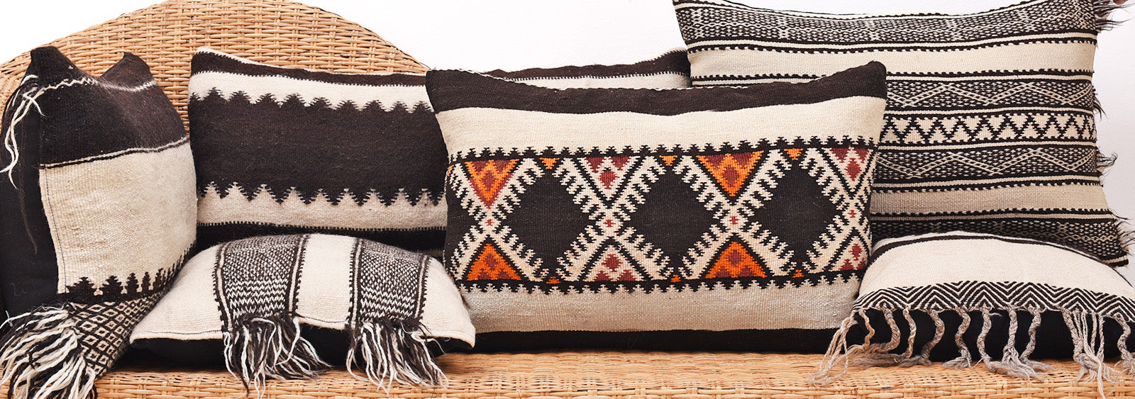 Moroccan Hanbel Shadoui Pillow