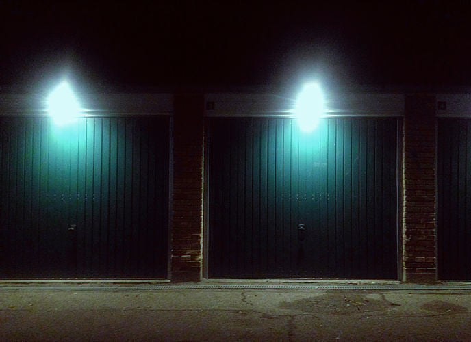 Le Garage by Joachim Host - The White Wall Project Fine Art Photography Shop - 2