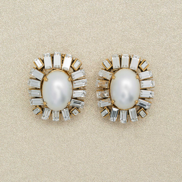 Jubilee Pearl  Earrings