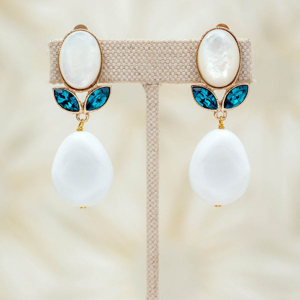 Luna Drop Earrings