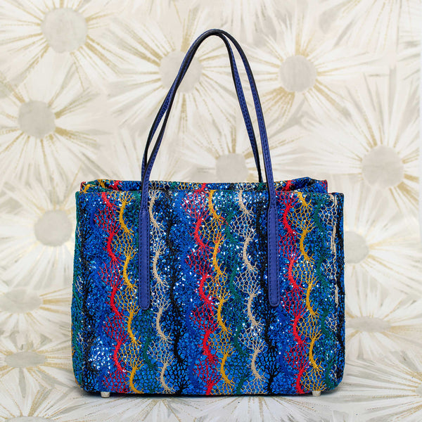 Sea Fan Coral Petit Tote