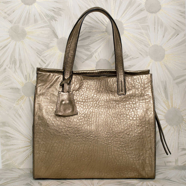 Cachet Carryall in Bronze
