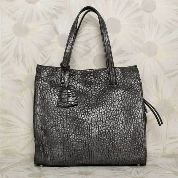 Cachet Carryall in Gunmetal