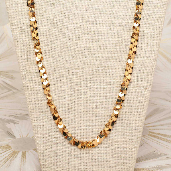 Paillettes Necklace