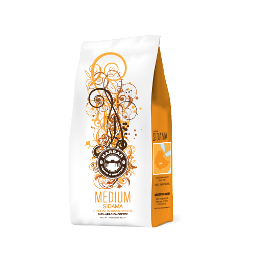 Ethiopia Sidama Medium Decaf