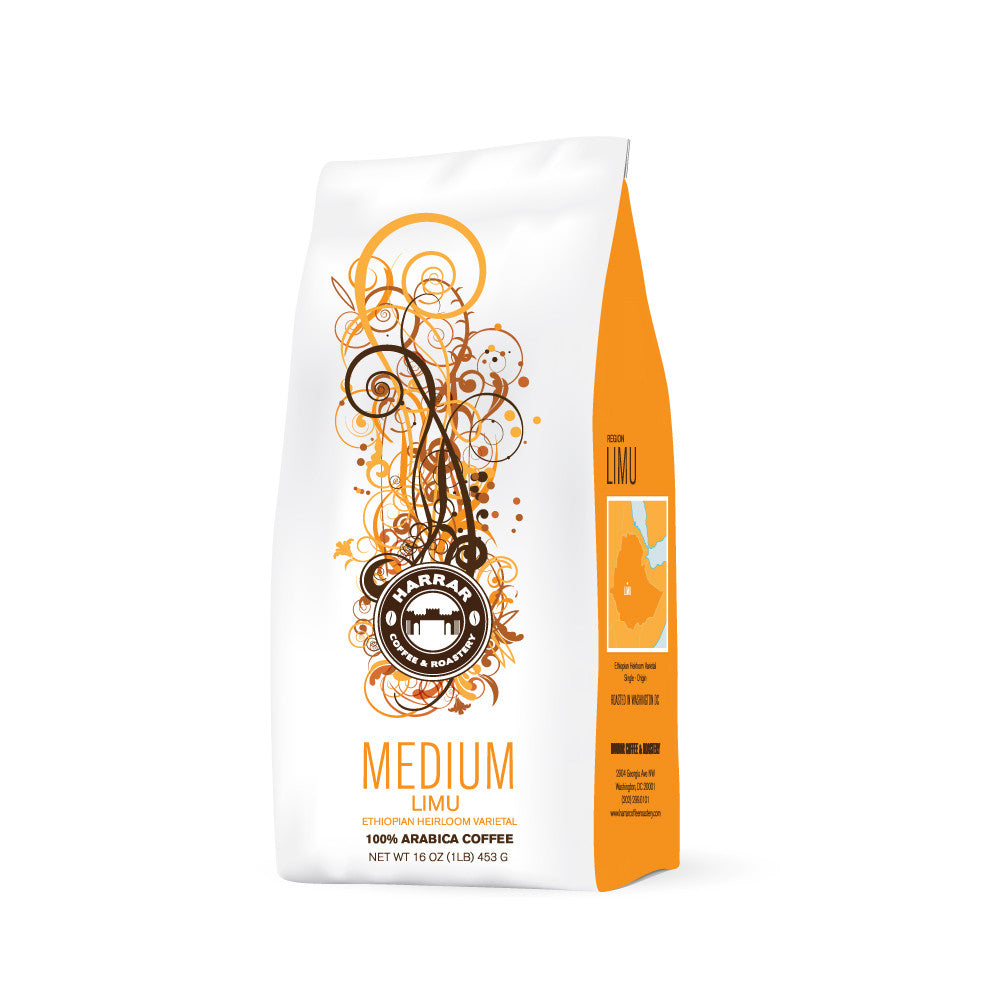 Ethiopia Limu Medium Decaf
