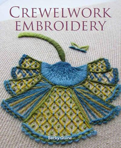 Crewelwork Embroidery - Techniques and Projects
