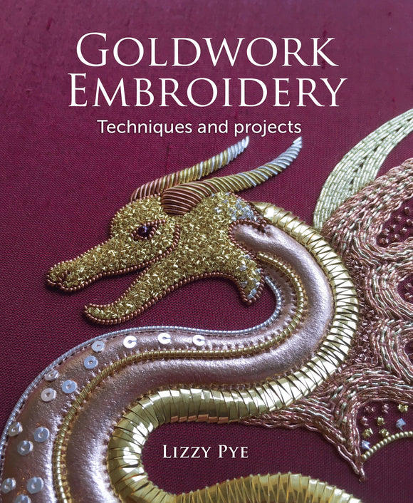 Goldwork Embroidery - Techniques and Projects