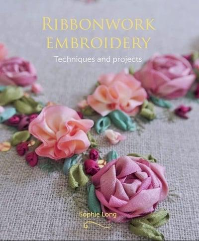 Ribbonwork Embroidery - Techniques and Projects