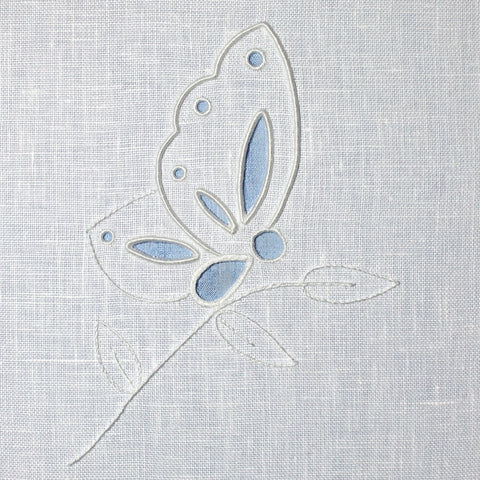 'Poised for Flight' Whitework Embroidery Kit