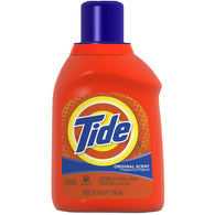 Tide 10oz Liquid 2X Concentrated Laundry Detergent - American Food Service