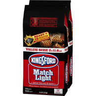Kingsford Match Light Charcoal Briquetes 11.6 lbs - American Food Service