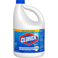 Clorox 121oz Bleach Liquid Concentrated - American Food Service