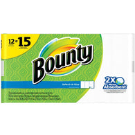 Bounty  12 Roll Select-A-Size Paper Towel - American Food Service