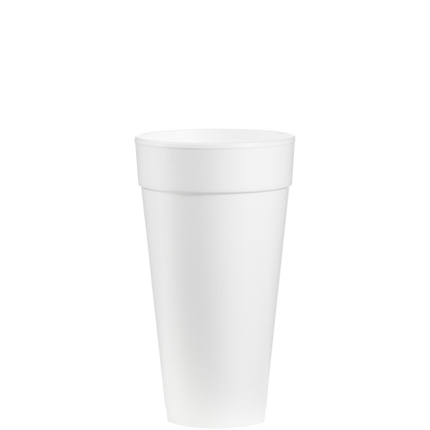 24J24 24 Oz. Foam Cup - American Food Service