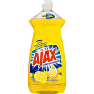 Ajax 28oz Dish Liquid - American Food Service