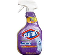 Clorox 30oz Spray Bathroom Foamer with Bleach - American Food Service