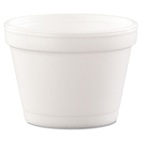 4J6- 4 oz Foam Food Container  1M/CS - American Food Service
