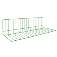 "Wire Fence Divider Green 30"" x 12"" x 8"" - American Food Service"