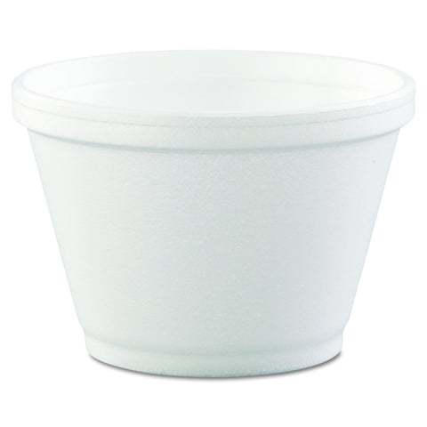 Foam Food 6 oz Container - American Food Service