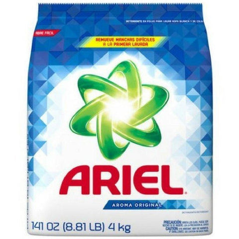 Ariel Original Laundry Powder 4Kg - American Food Service