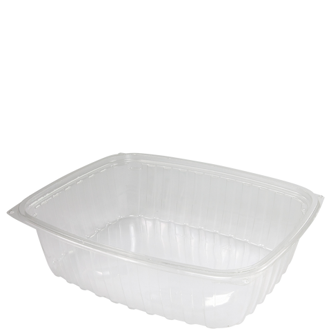 48 oz Showcase  Container C48DER - American Food Service