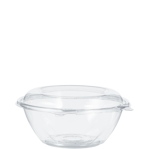 24oz Dart Safe Seal Bowl W/Dome Lid - American Food Service