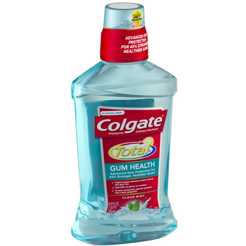 Colgate 500mL Total for Gum Health Mouthwash - American Food Service