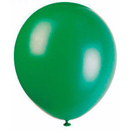 12'' Balloon 'Deep Forest Green ' - American Food Service