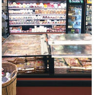 47  1/2 x 50 Clear Easy Mount Econo Cover - American Food Service