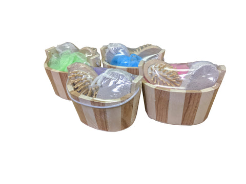AFSD Bath Set 4 Pack - American Food Service