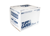 "Poly Bag 10"" x 8"" x 24"" Tuff Gards Roll - American Food Service"