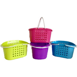 Oval Colorful Basket 20pk - American Food Service