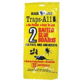 Black Jack Traps-All 2pk - American Food Service