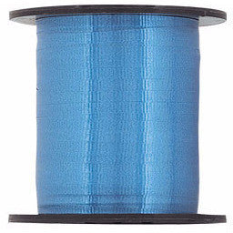 Turquoise Curl Ribbon 500 Yrd - American Food Service