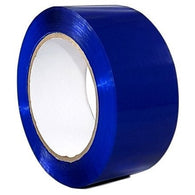 AFSD Blue Packaging Tape 30 yard - American Food Service