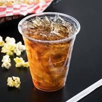 12oz Tall Clear Cup - American Food Service