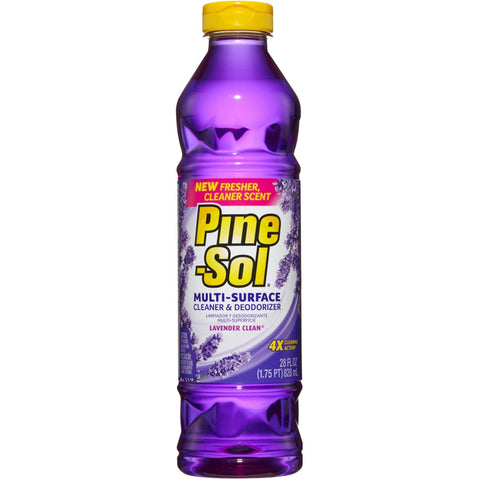 Pine-Sol Multi-Surface Cleaner 28 oz - American Food Service