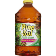 Pine-Sol Multi-Surface Cleaner 100 oz - American Food Service