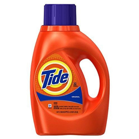 Tide 40oz Liquid 2X Concentrated Laundry Detergent - American Food Service