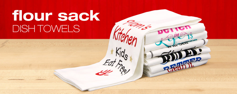 Brownlow Flour Sack Dish Towels