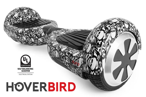 SKULLS HOVERBOARD CANADA - UL2272 CERTIFIED SELF BALANCING SCOOTER